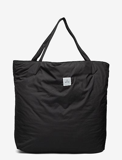 Hanger Big Tote - sacs - black