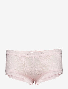 BOYSHORT SIGNATURE LACE - hipster & boyshorts - bliss