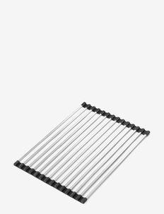 Dish drying rack steel - diskställ - sliver