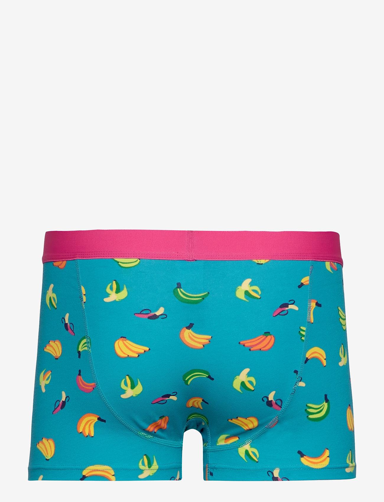 Happy Socks Banana Trunk - Boxershortser BLUE - Menn Klær