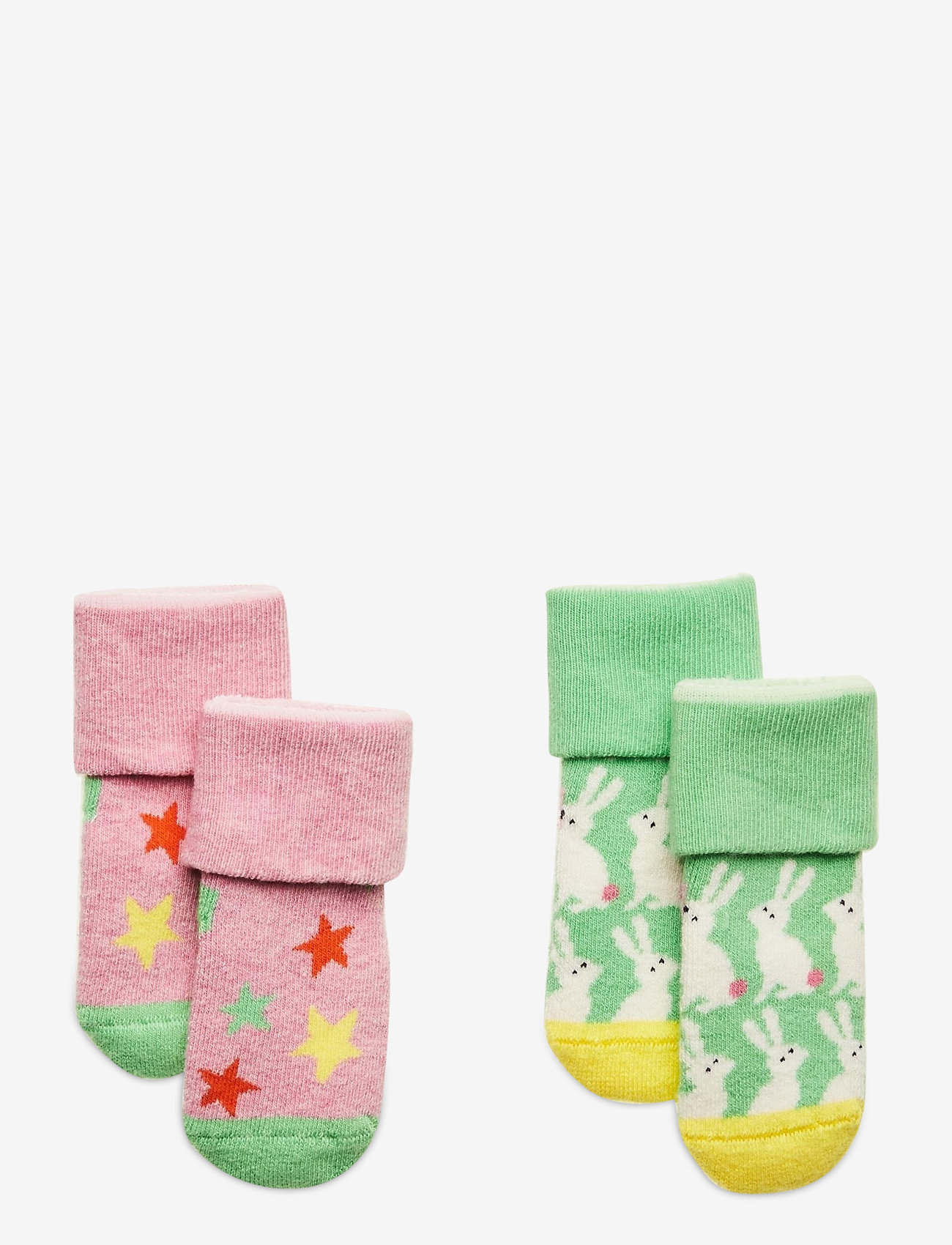 Happy Socks - 2-Pack Kids Bunny Terry Socks - skarpetki - multi - 0