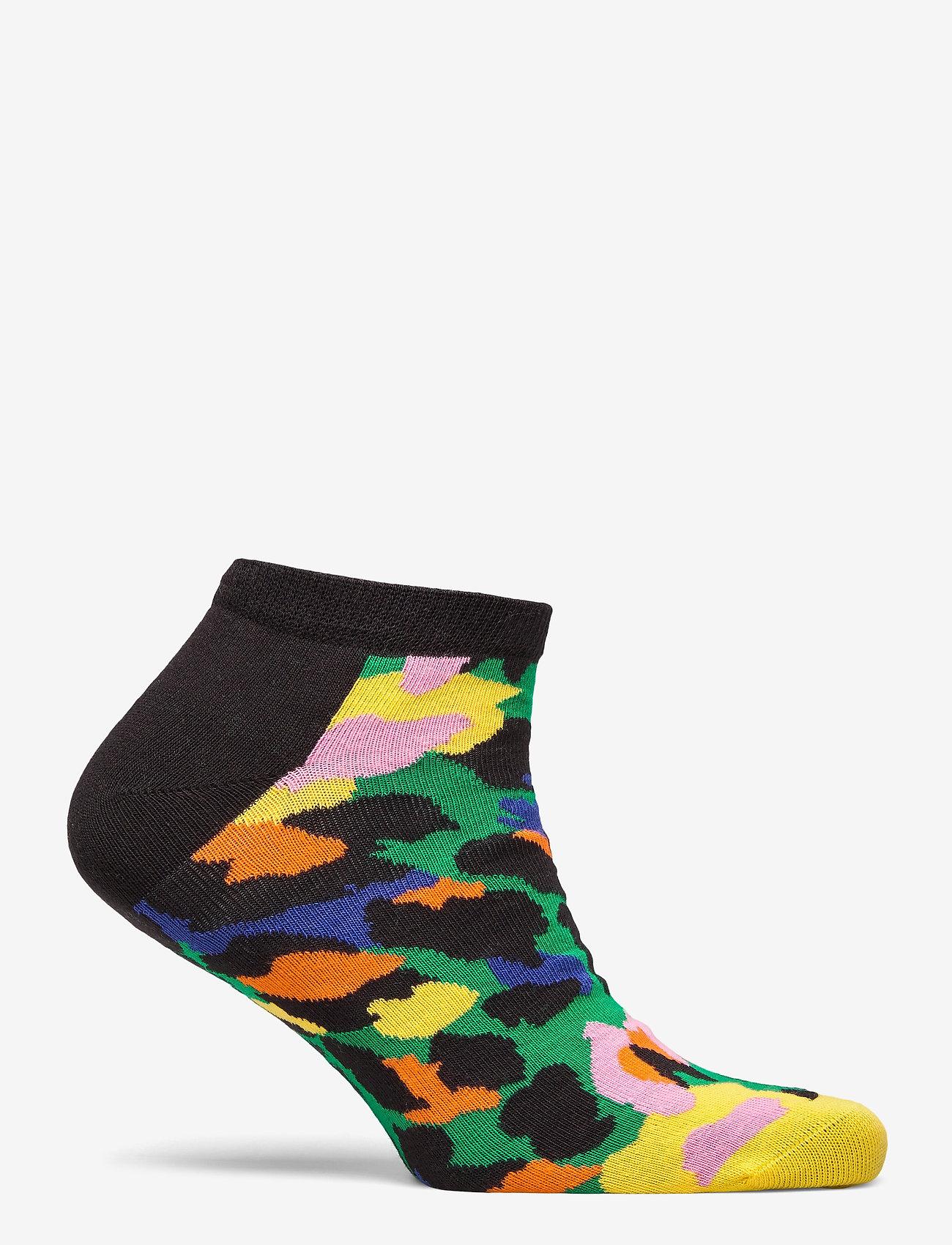 Leopard Low Sock (Green) (4.77 €) - Happy Socks arslj