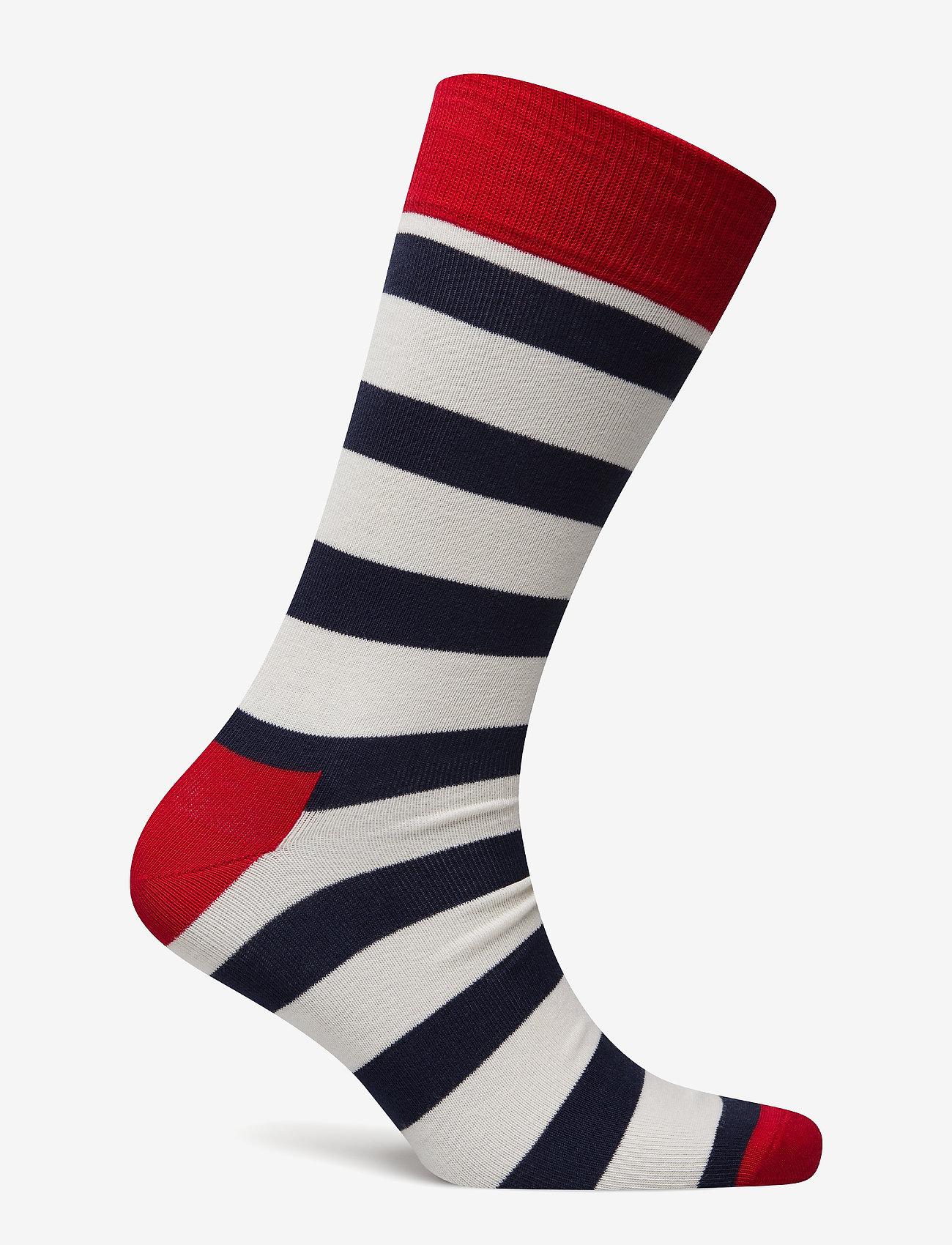 Happy Socks - Stripe Sock - normale sokken - red - 1