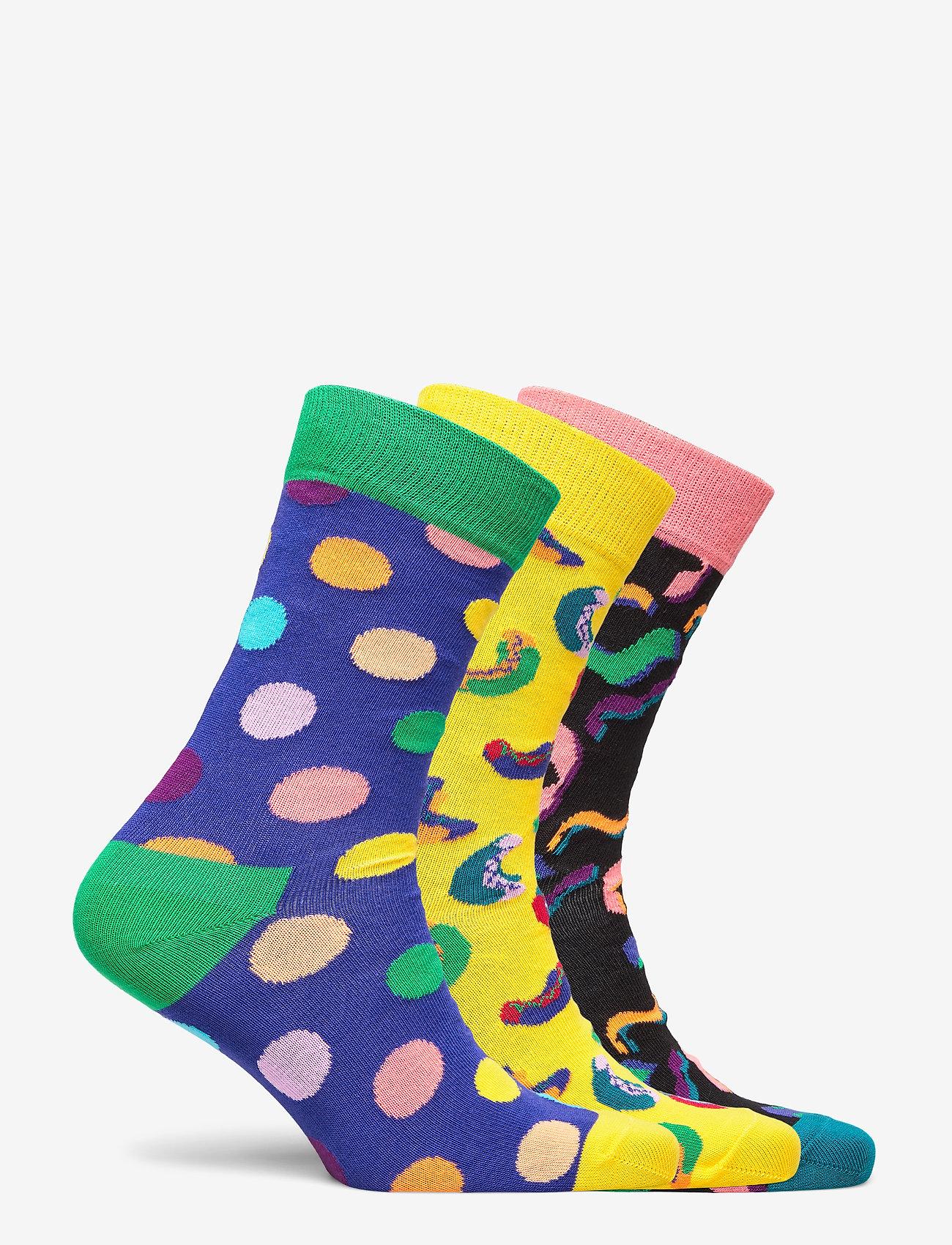 Happy Socks Happy Birthday Gift Box - Strømper MULTI - Menn Klær
