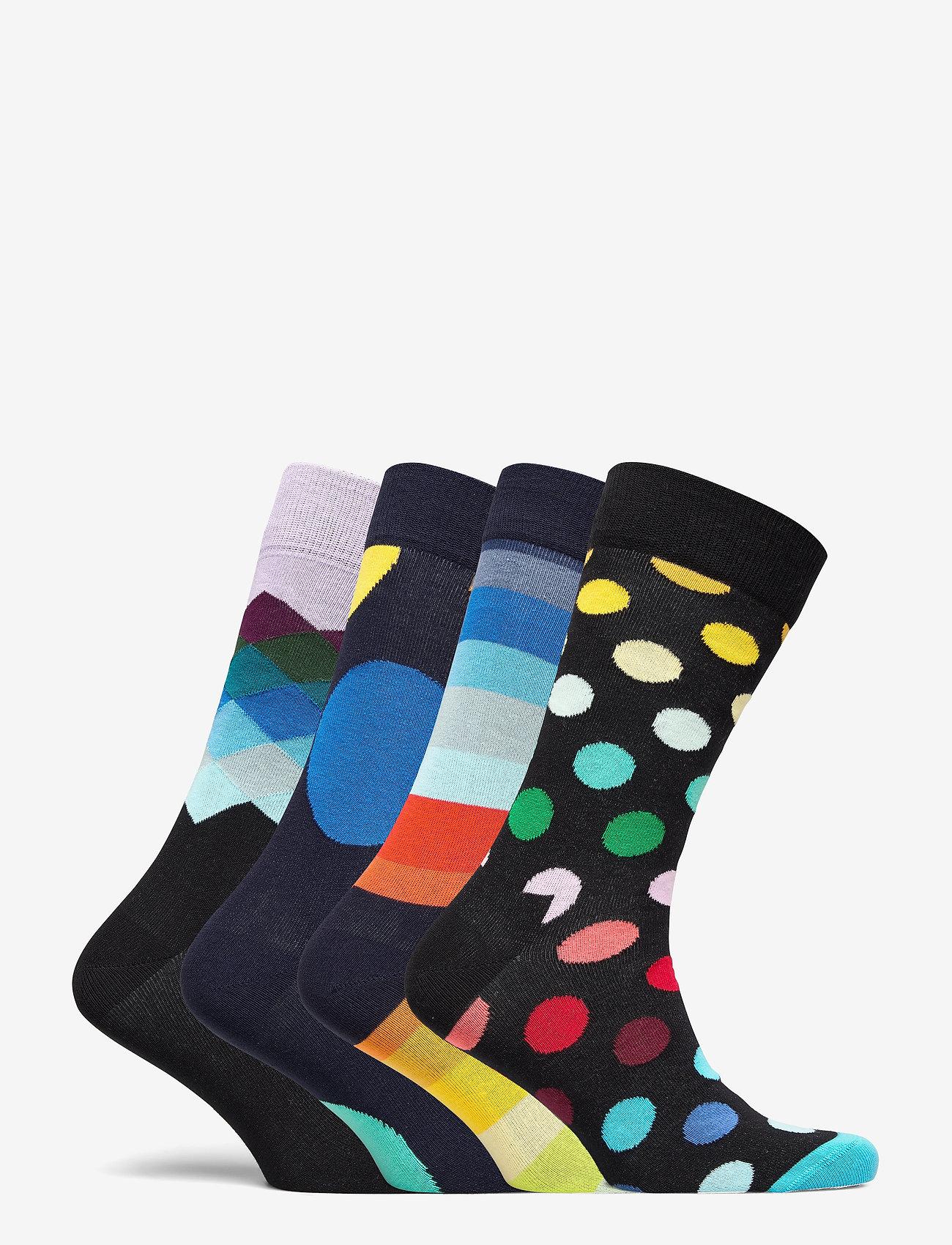 Särskild rabatt4-pack Classic Multi-color Socks Gift Set Multi 261.75 Happy Socks tAQtX x4YLL