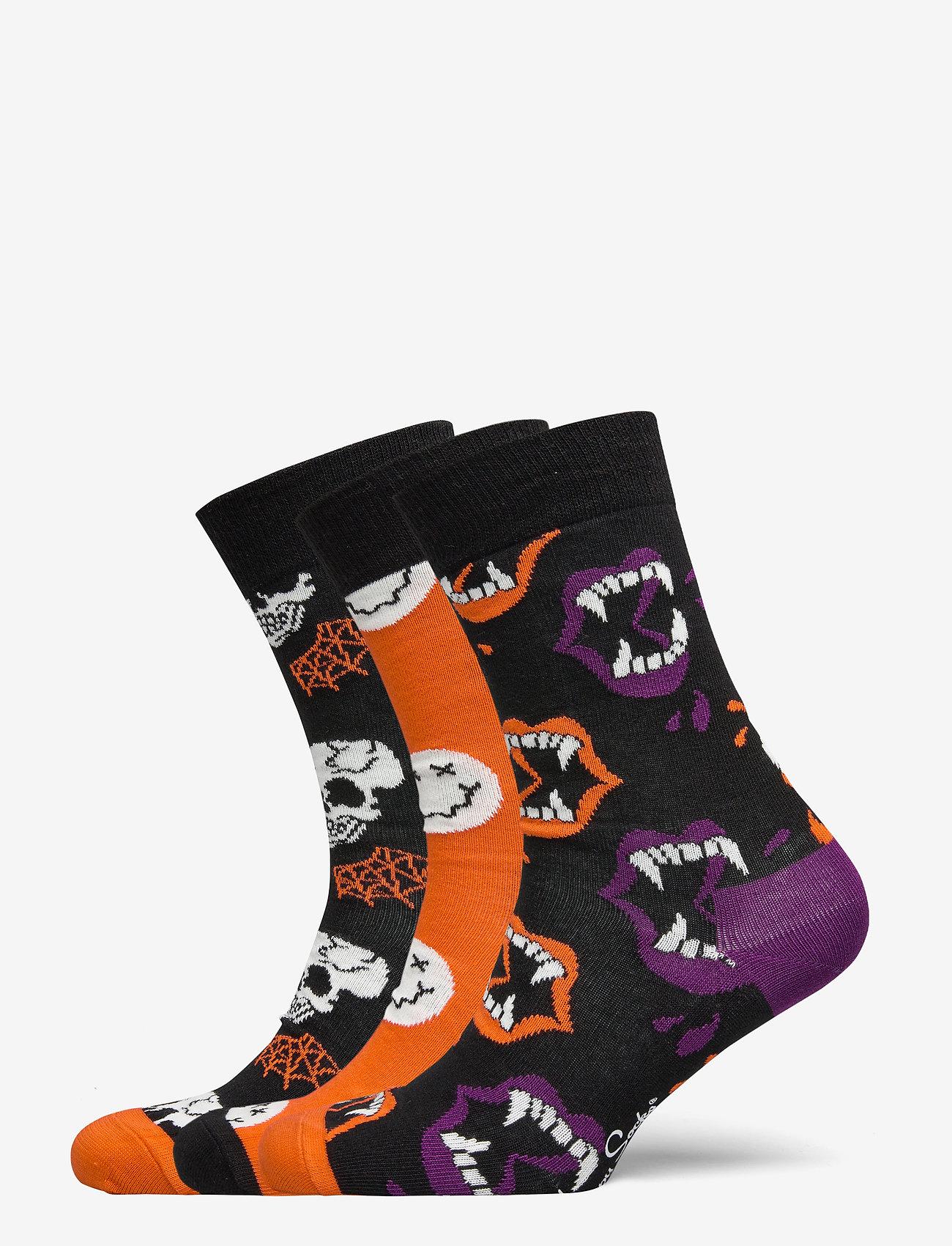 Happy Socks Halloween Gift Box - Strømper MULTI - Menn Klær