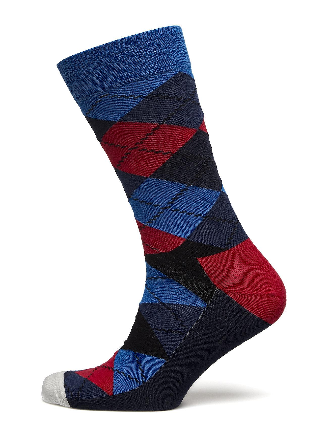 Happy Socks Argyle Sock - BLUE