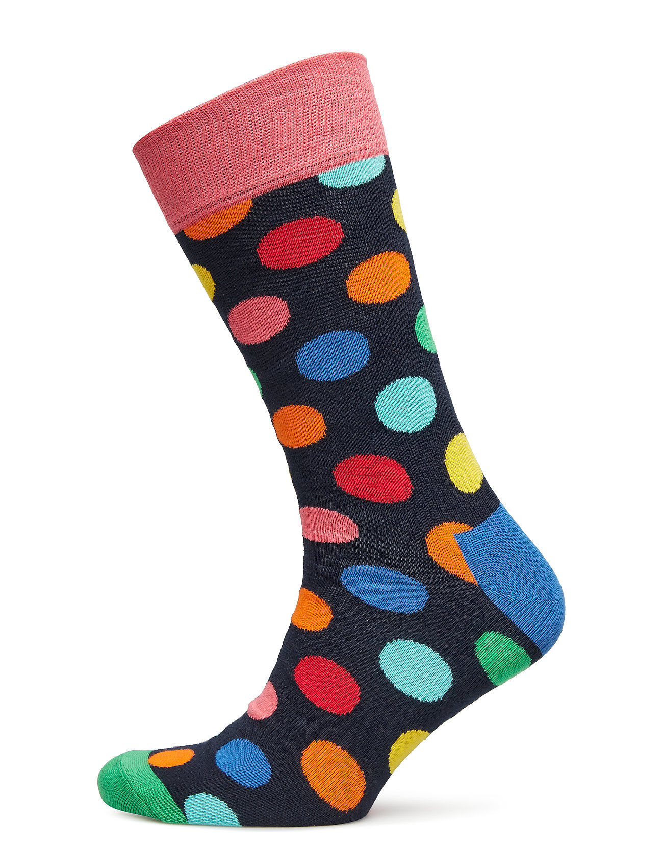 Happy Socks Big Dot Sock - BLUE