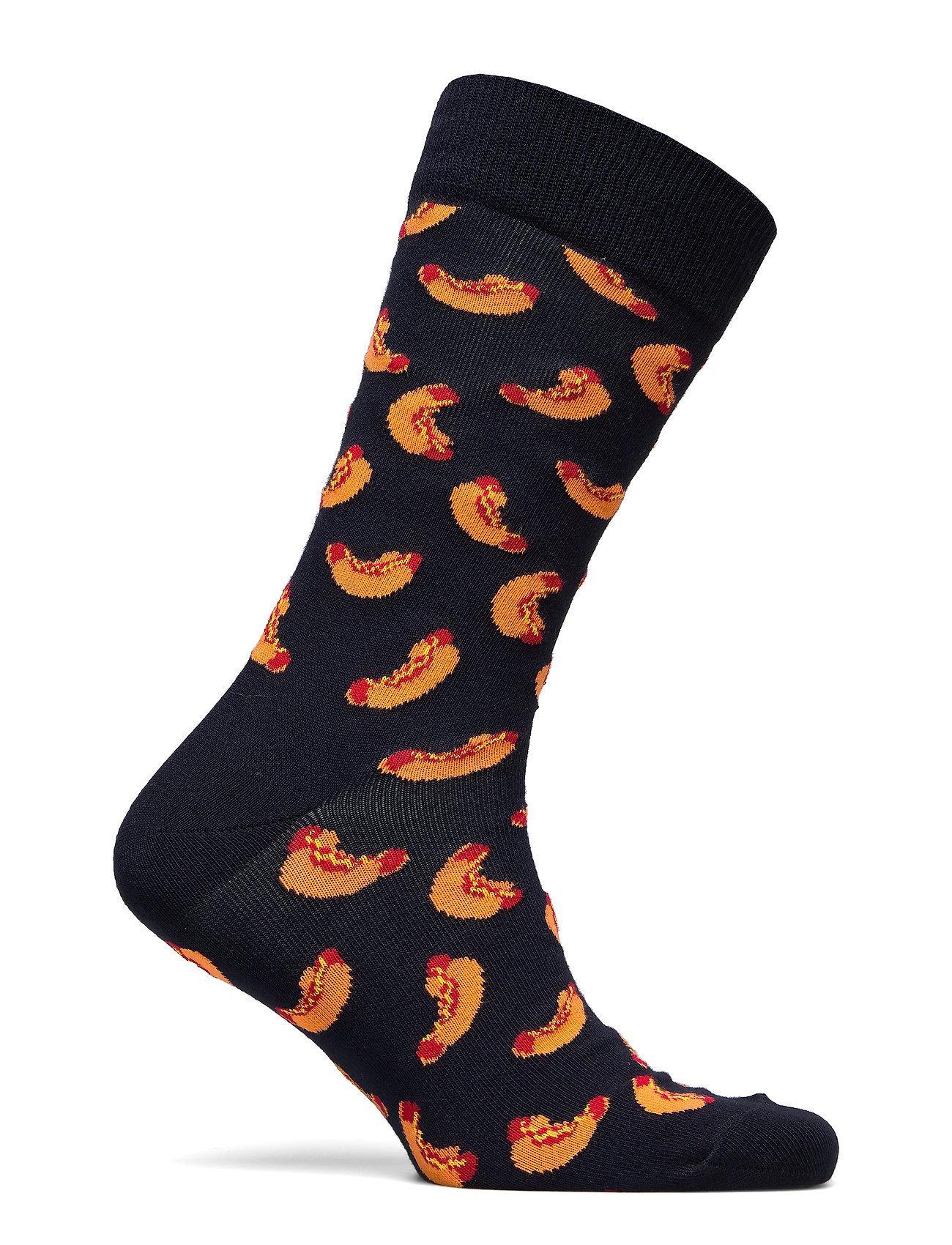 Happy Socks Hotdog Sock - Sokker NAVY - Menn Klær