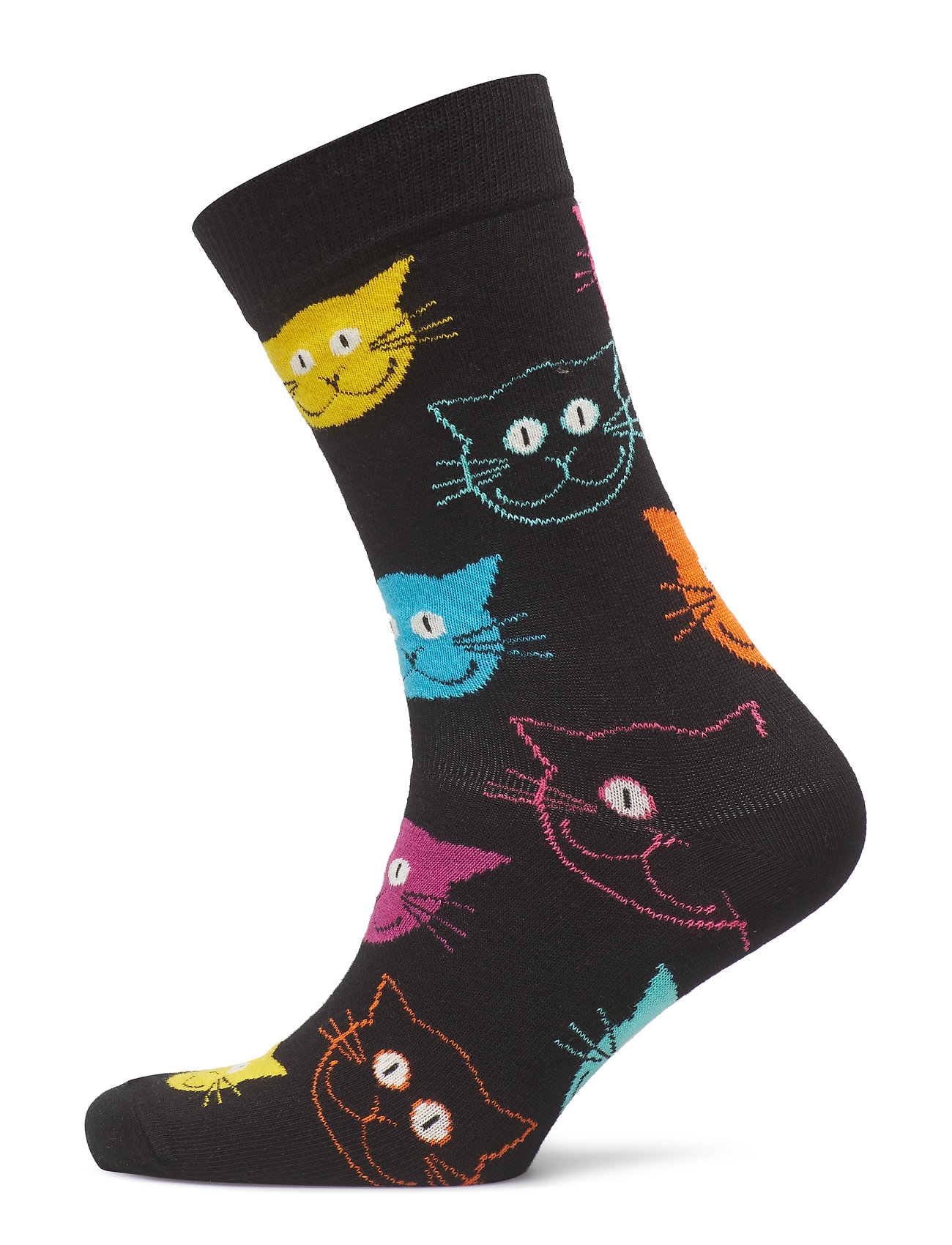 Happy Socks Cat Sock Strumpor