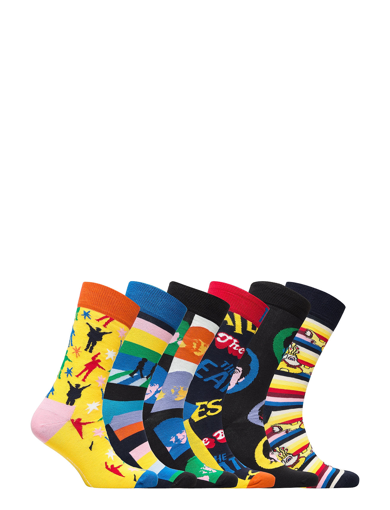 Happy Socks Beatles sock boxSock Box - MULTI