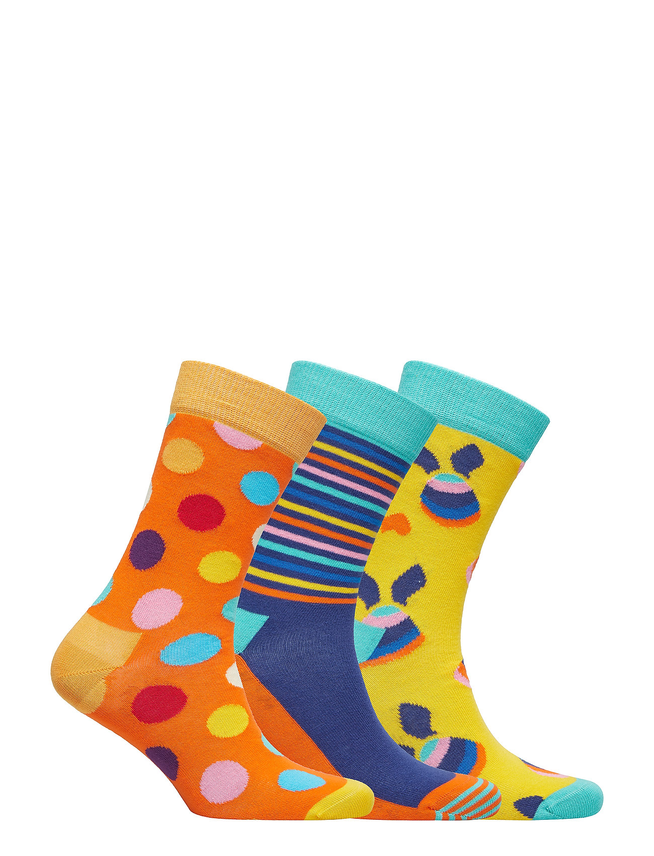 Happy Socks 2-pack Trunk Svart