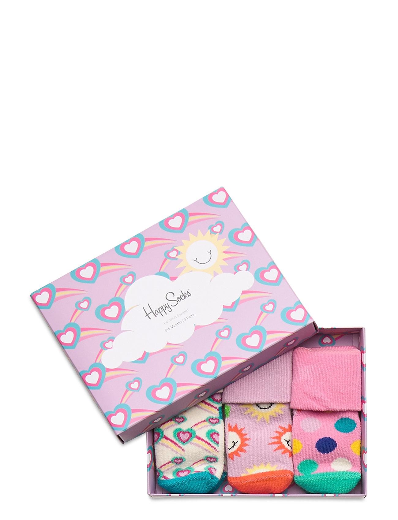 Happy Socks - Kids Sunshine Gift Box - skarpetki - multi - 1
