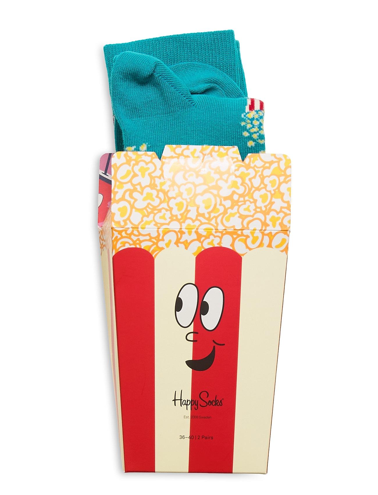 Happy Socks Snacks Gift Box - Sokker MULTI - Menn Klær