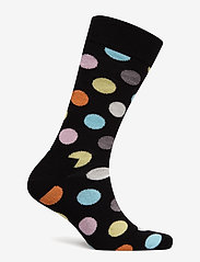 Happy Socks - Big Dot Sock - vanliga strumpor - black - 1