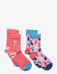 Happy Socks - 2-pack Kids Bunny Socks - skarpetki - pink - 0