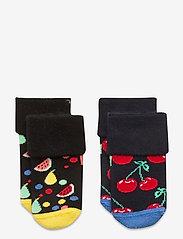 Happy Socks - 2-Pack Fruit Salad Terry Socks - skarpetki - multi - 0