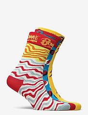 Happy Socks - 3-Pack Bowie Gift Set - normalne skarpetki - multi - 2
