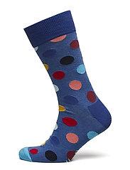 Big Dot Sock - BLUE