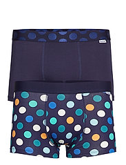 2-Pack Big Dot Trunk - BLUE