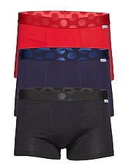 3-Pack Solid Trunk - MULTI