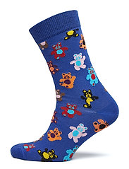 Teddybear Sock - BLUE