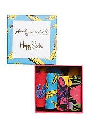 Andy Warhol Sock Box Set - BLUE