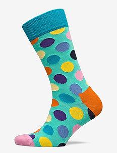 Big Dot Sock - GREEN