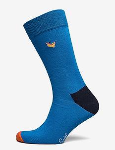 Embroidery Hot Dog Dog Sock - vanlige sokker - multi