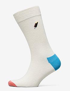 sxokt02-020 41-46 Happy Socks-octobre Canards Chaussettes-NAVY BLEU NEUF /& neuf dans sa boîte