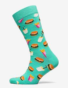 Hamburger Sock - MINT GREEN
