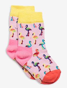 Flamingo Sock - PINK