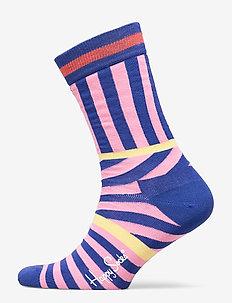 Stripes And Stripes Sock - MULTI