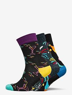 New Year´s Gift Box - regular socks - multi