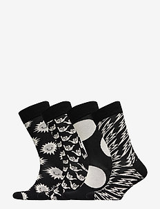 Black And White Gift Box - BLACK