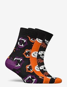 Halloween Gift Box - regular socks - multi