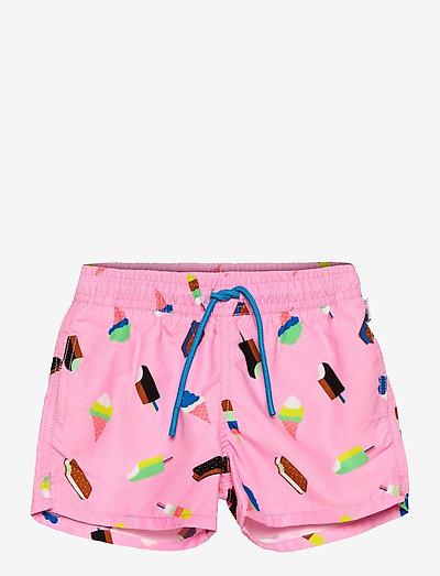 Ice Cream Swimshorts - spodenki - pink