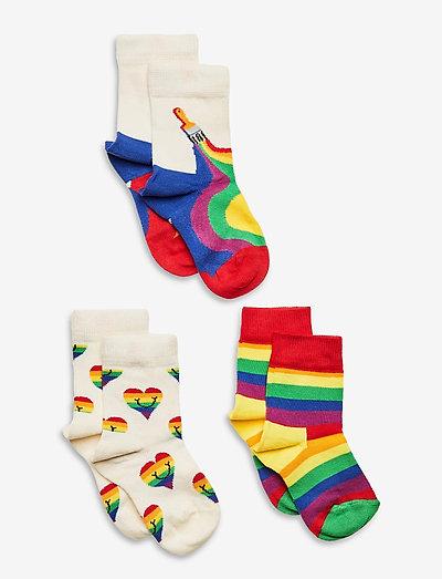 Kids Pride Socks Gift Set - skarpetki - multi