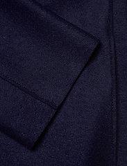 Harris Wharf London - Women Overcoat Light Pressed Wool - wollmäntel - navy blue - 3
