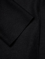 Harris Wharf London - Women Dropped Shoulder D. B. Jacket Light Pressed Wool - jacken - black - 3