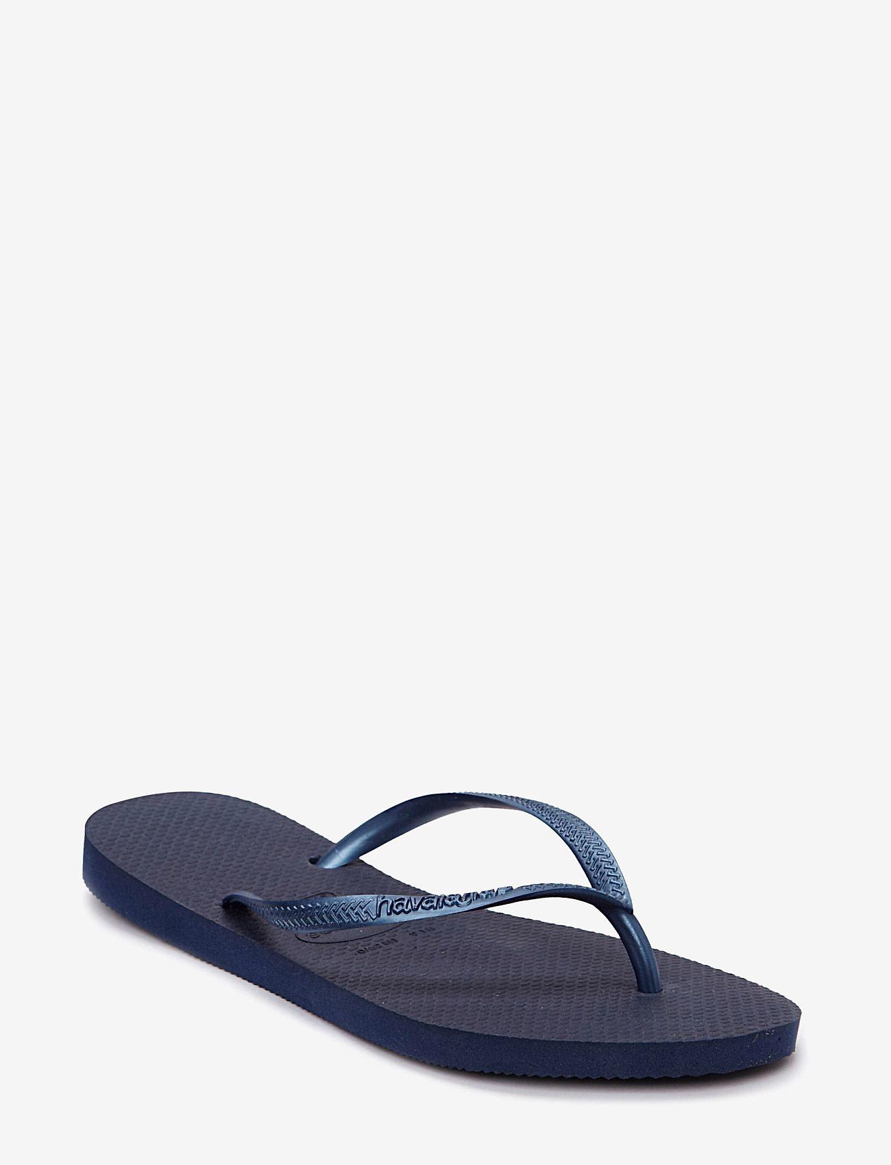 Havaianas - Slim - teenslippers - blue - 0