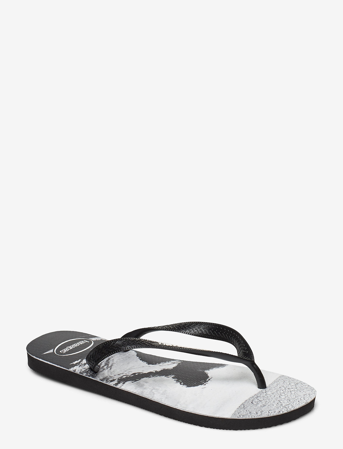 Havaianas - Hav Top Photoprint - flip flops - black/white 4058