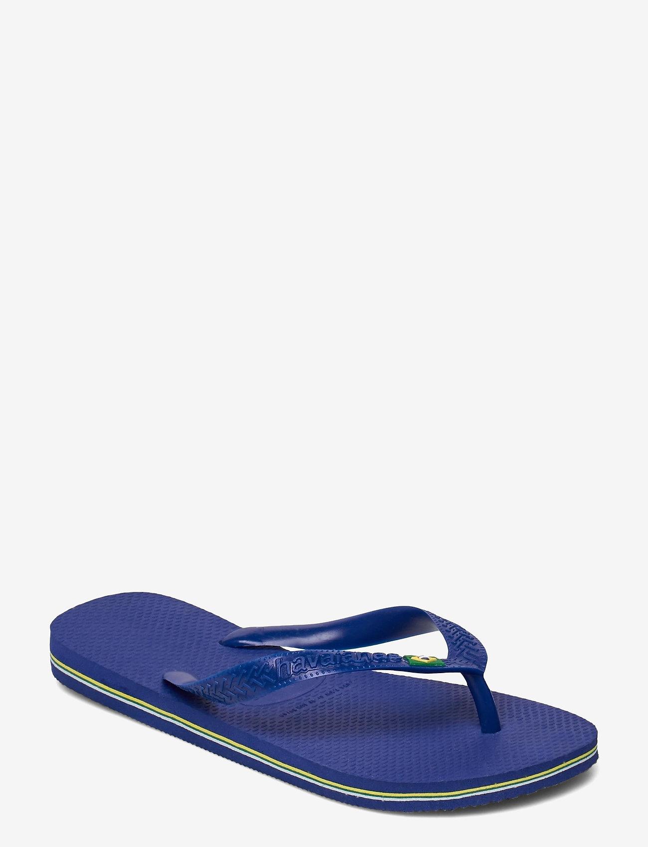 Havaianas - Brasil - teenslippers - marine blue 2711 - 0