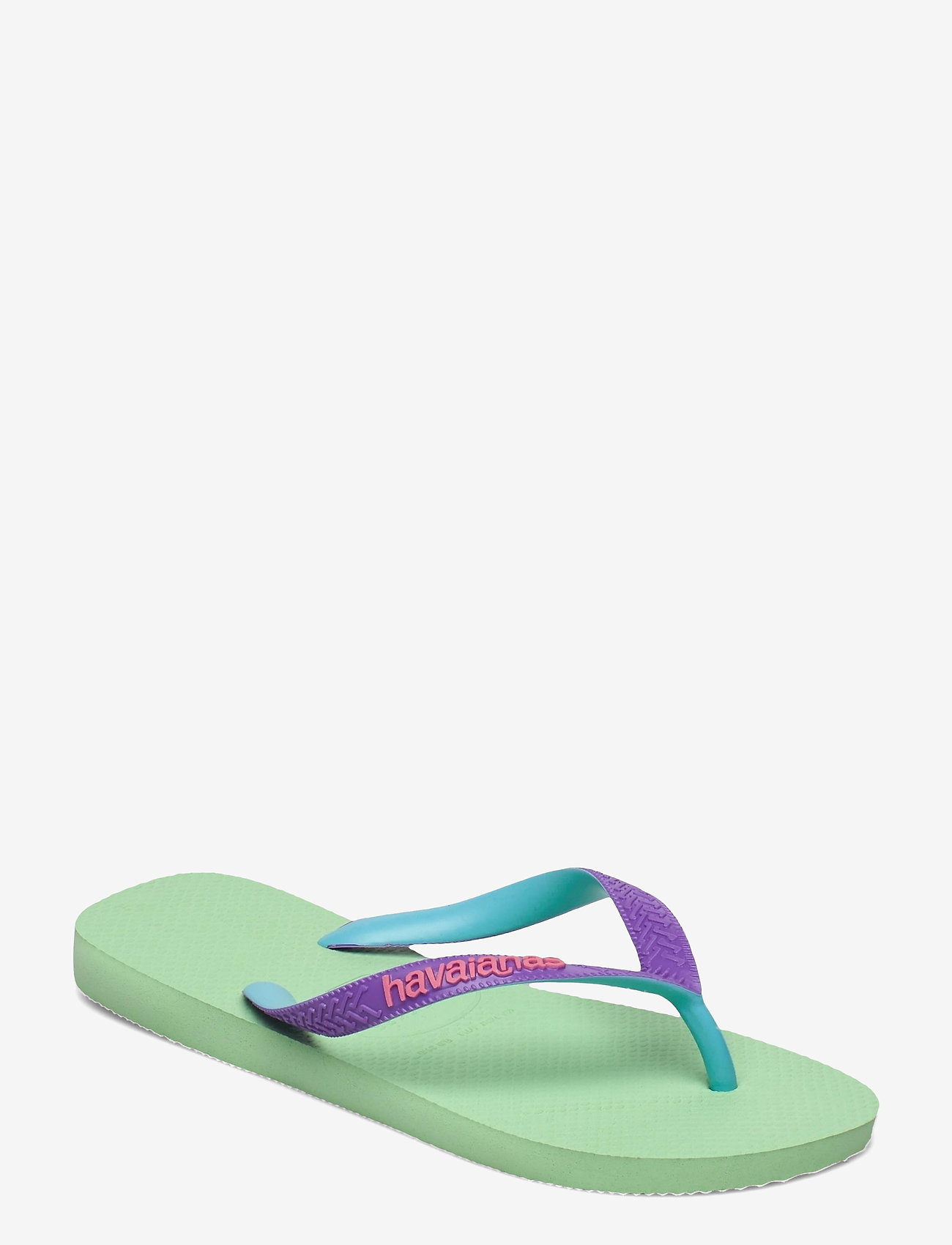 Havaianas - Top Mix - teen slippers - hydro green 1404 - 0