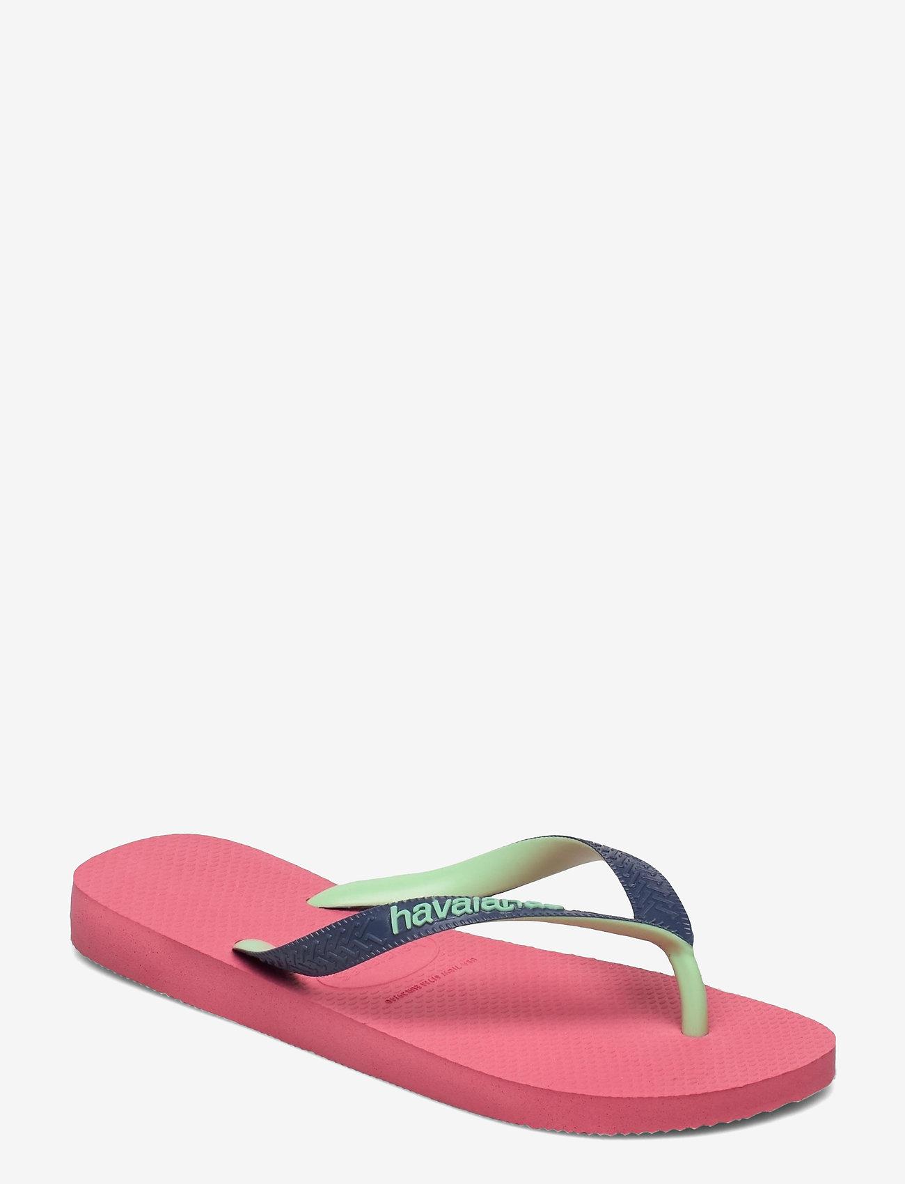Havaianas - Top Mix - teen slippers - pink porcelain 7600 - 0