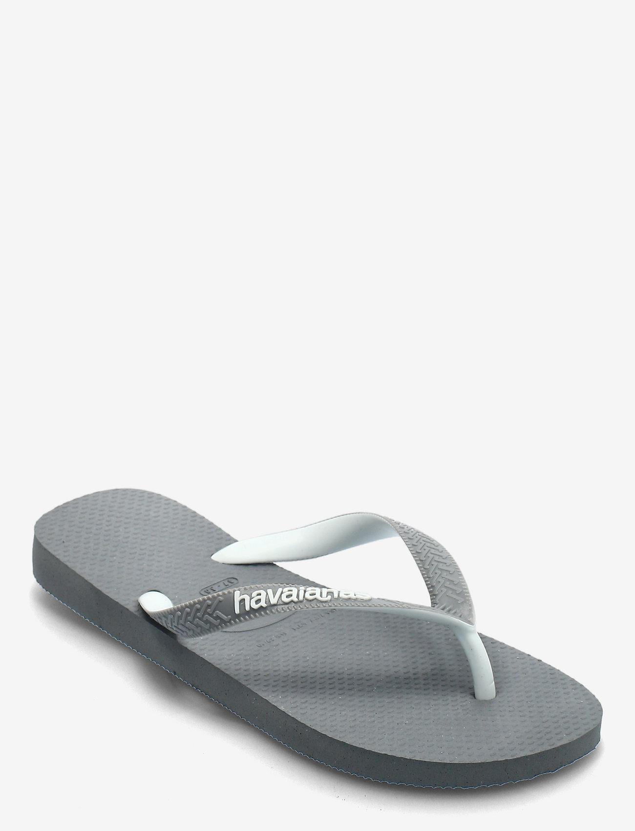 Havaianas - Top Mix - teen slippers - steel grey/grey 5002 - 0