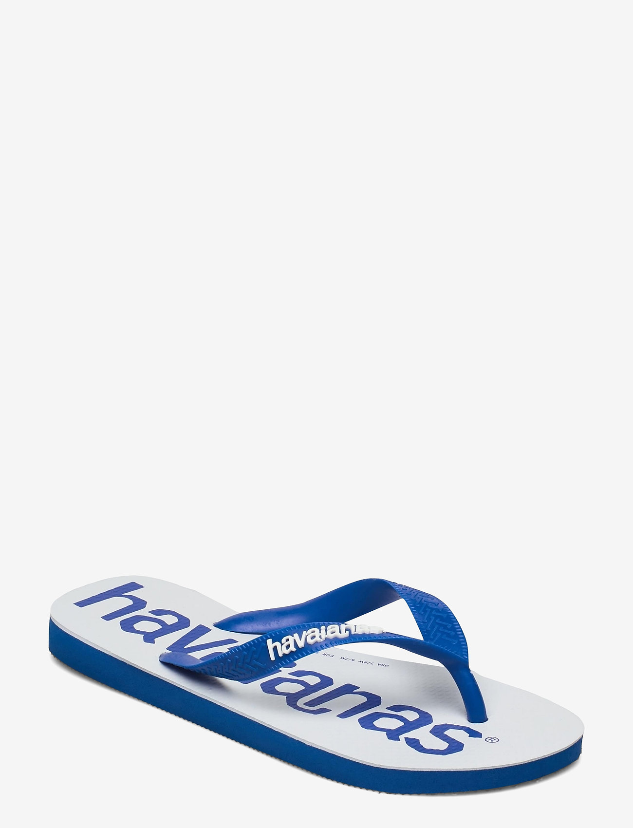 Havaianas - Top Logomania 2 - teen slippers - blue star 3847 - 0