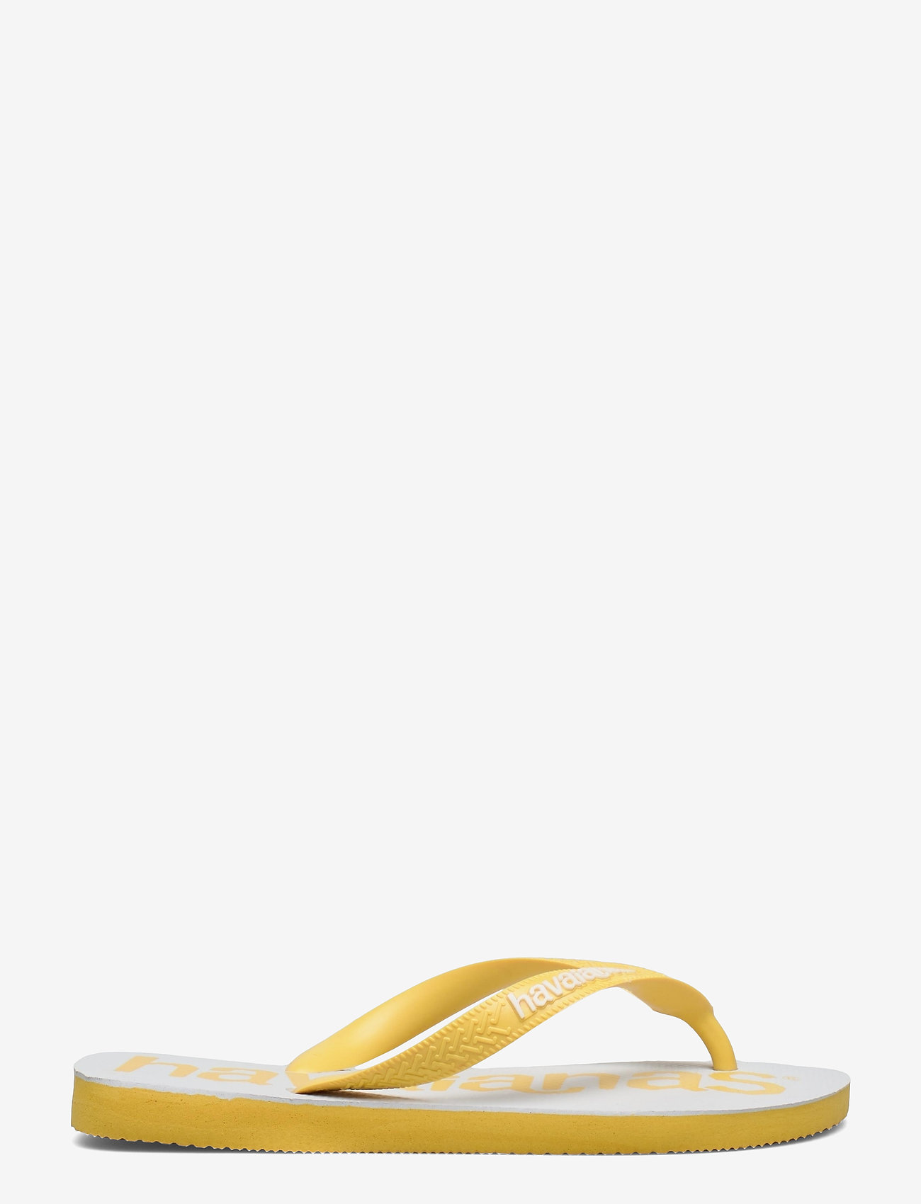 Havaianas - Top Logomania 2 - teen slippers - gold yellow 0776 - 1