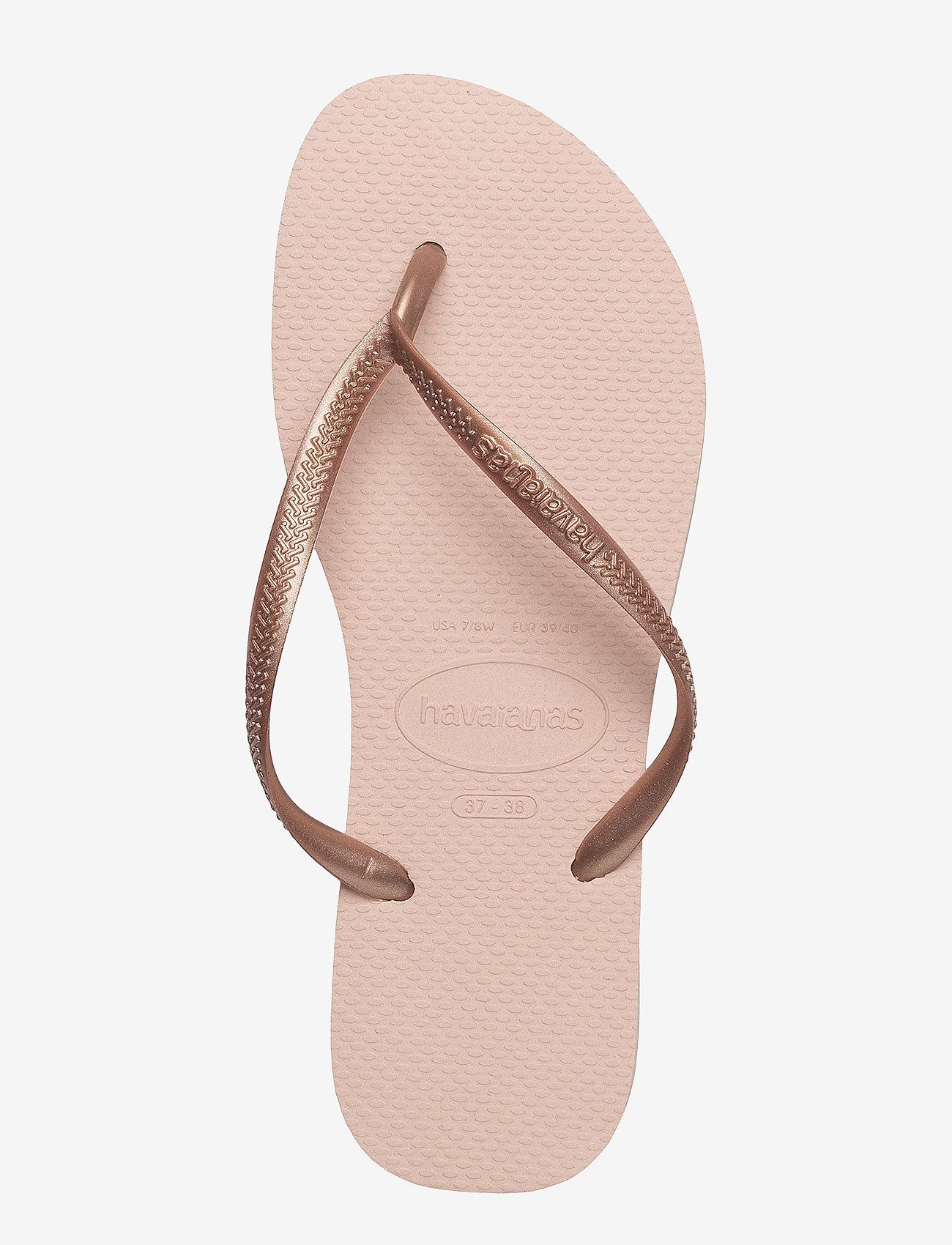 Havaianas - Hav Kids Slim - flip flops - ballet rose 0076 - 1