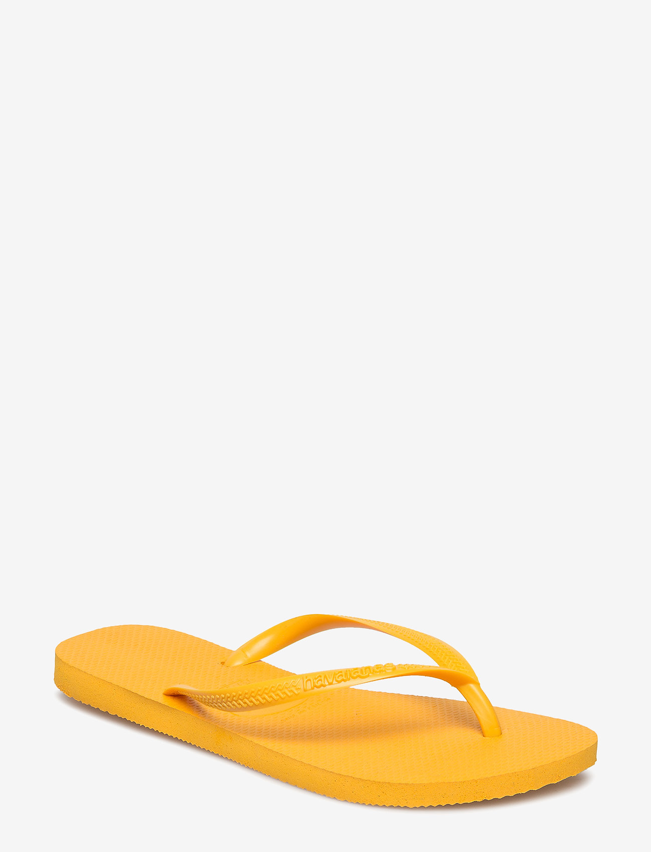 Havaianas - Hav Kids Slim - klip-klapper - banana yellow 1652 - 0